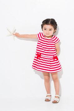 ボーダードレス/Border Dress