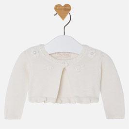 Mayoral ベビー女の子用ボレロ/Baby girl knit cardigan