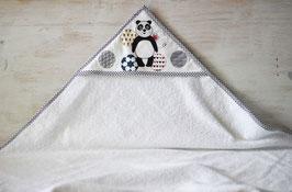 cape de bain panda