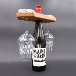 2er Weinhalter