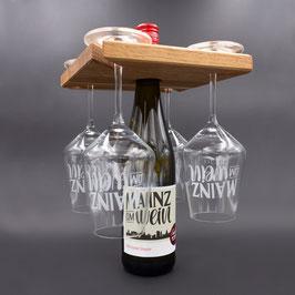 4er Weinhalter