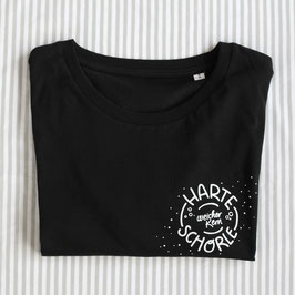 T-Shirt 'Harte Schorle weicher Kern'