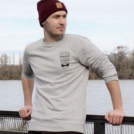 Sweater 'Ordentlich in Schorle werfen'
