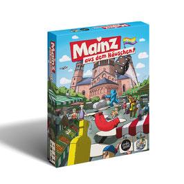 """""""Mainz aus dem Häuschen"""" Gesellschaftsspiel"""