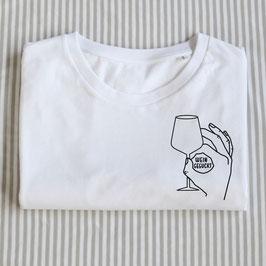 T-Shirt 'Weingeguckt'