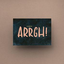 Ich mag dich Argh!
