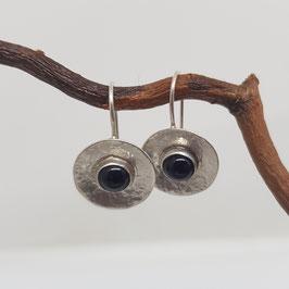 Ohrhänger Onyx