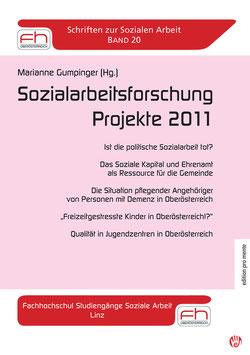 Schriften zur Sozialen Arbeit Band 20