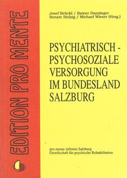 Psychiatrisch-psychosoziale Versorgung im Bundesland Salzburg