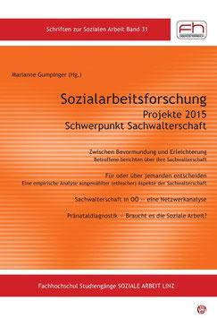 Schriften zur Sozialen Arbeit Band 31