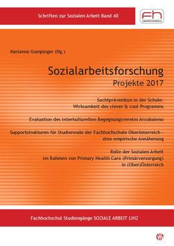Schriften zur Sozialen Arbeit Band 40