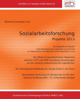 Schriften zur Sozialen Arbeit Band 26