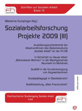 Schriften zur Sozialen Arbeit Band 15