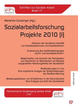 Schriften zur Sozialen Arbeit Band 17