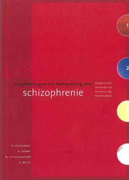4x8 Empfehlungen zur Behandlung von Schizophrenie