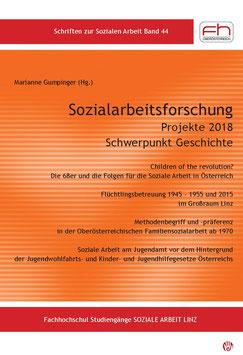 Schriften zur Sozialen Arbeit Band 44