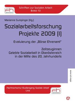 Schriften zur Sozialen Arbeit Band 13