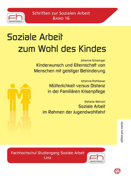 Schriften zur Sozialen Arbeit Band 16