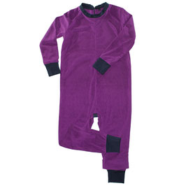 Schlafanzug Frottee