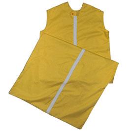 Schlafsack Gabartex gelb