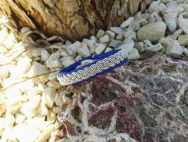 Bracelet scandinave :  IVALO étain