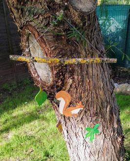Suspension écureuil