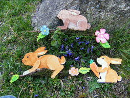Les lapins espiègles