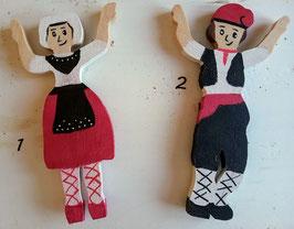 Les danseurs catalans