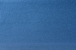 Designer Walkloden-Doubleface - (Azur-Marine) blauer Walkloden