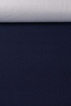 Woll-/Viskose-Jersey extrem weich blau 0,5m - 16 Euro/m