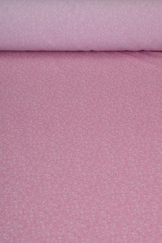 0,5 m - Baumwollstoff gewebt - Blumenmuster BS 0012