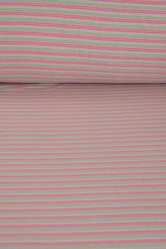 extrem weicher Baumwolljersey - gestreift | BWJ 0002