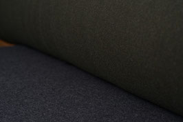 Designer-Walkloden - Doubleface - Oliv-Grau