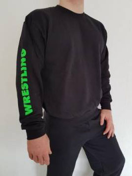 "Sweat-Shirt ""WRESTLING"""