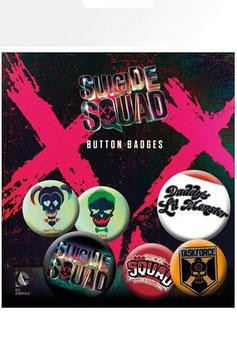 Suicide Squad Ansteck-Buttons 6er-Pack Lil Monster   279