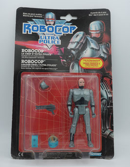 "Robo Cop and the Ultra Police ""Robo Cop"""