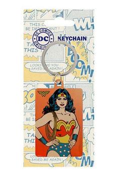 DC Comics Metall Schlüsselanhänger Wonder Woman 6 cm  263