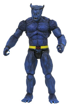 Marvel Select Actionfigur Beast 18 cm Actionfiguren Marvel / 103