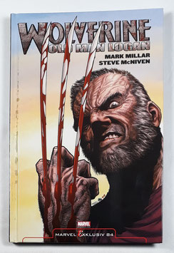 Marvel Exklusiv 84 Wolverine: Old Man Logan HC Band /149