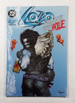 DC Comics Lobo Sonderband 1 Himmel und Hölle Variant Cover blau SC Band /172