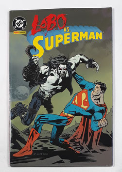 DC Comics Lobo VS Superman SC Band /156