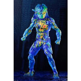 Predator (2018) - Action Figure - Thermal Vision Fugitive Predator 18cm    276