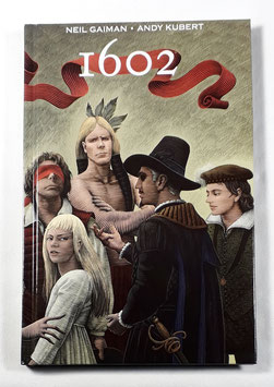 Marvel 1602 HC Band Panini Comics  /169