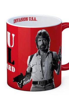 Chuck Norris Tasse See You In Hell  253