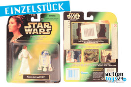STAR WARS Princess Leia Collection - Princess Leia and Leila & R2D2 1997 - 052