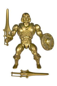 Masters of the Universe Vintage Collection Actionfigur Wave 3 Gold He-Man 14 cm