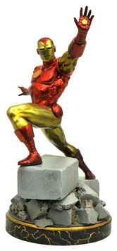 Marvel Premier Collection Statue Classic Iron Man 35 cm Statuen Marvel / 102