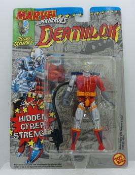 "Marvel Super Heroes ""Deathlok""  TOY BIZ  1992"