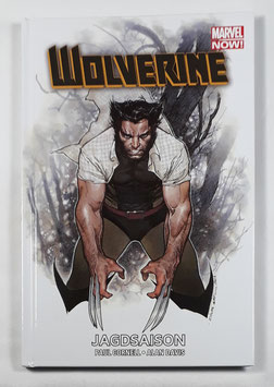 Marvel Wolverine Jagdsaison  HC Band /152