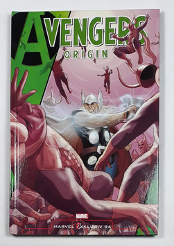 Marvel Exklusiv 94 Avengers-Orgin  HC Band /148